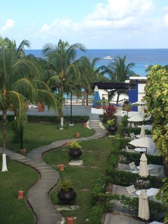Casa Del Mar Cozumel Hotel & Dive Resort: view from room 315