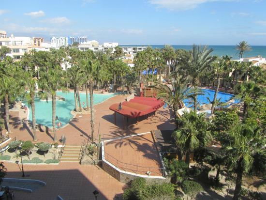 Playasol Spa Hotel: Piscina