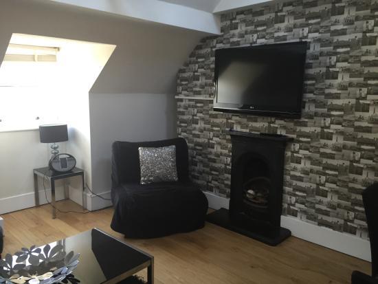 Ei8ht Brighton Apartments: Open plan