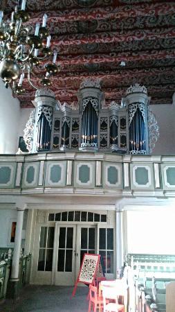 St. Martin Kirche: Orgel.
