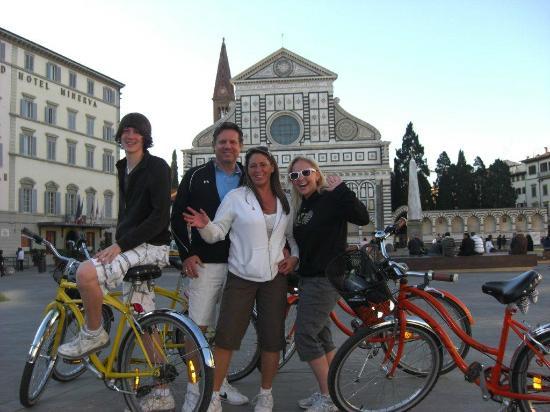 Italy Cruiser Bike Tours: Florence Bike Tour