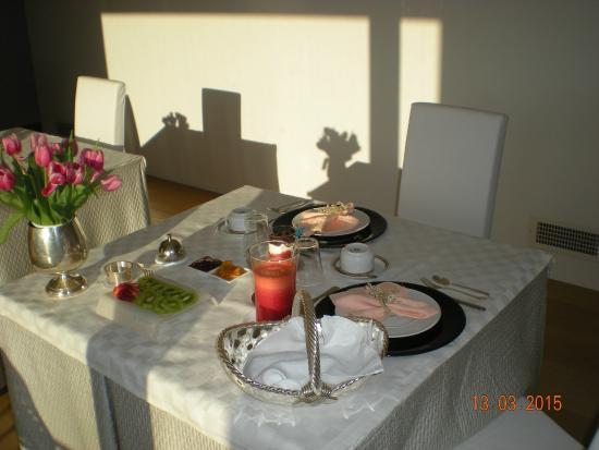 B&B Casa Incantata: colazione al sole