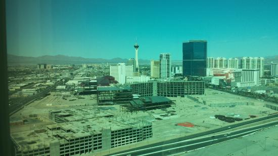 Trump International Hotel Las Vegas: view from 38th floor