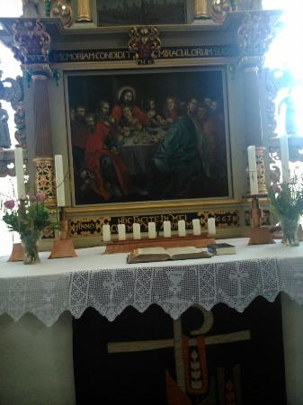 Sande, Германия: Altar.