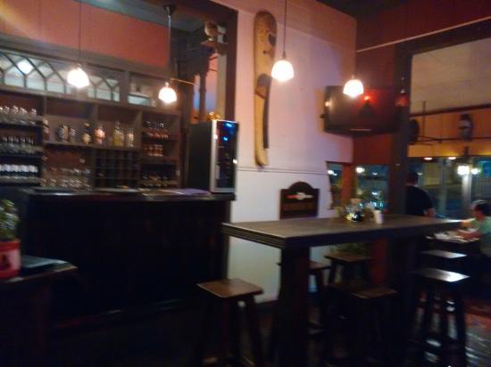 The Corner Pizzeria & Cafeteria: Restaurante