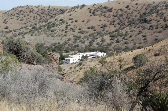 Photo of Indian Lodge Fort Davis