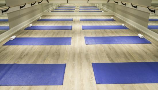 Quogue, estado de Nueva York: Yoga Room