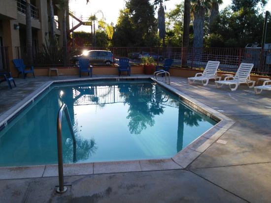 Comfort Inn at Irvine Spectrum: pool