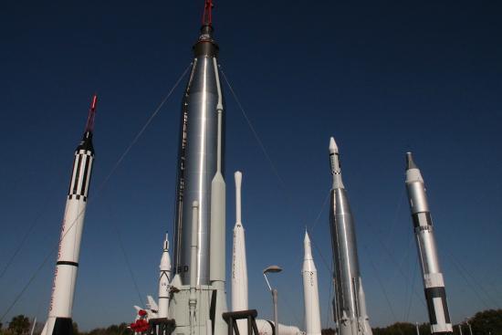 paisajes increible - Picture of NASA GSFC Visitor Center ...