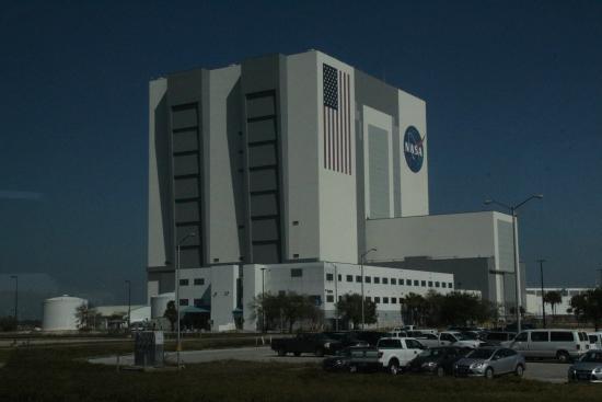 replica de centro de mision apolo - Picture of NASA GSFC ...