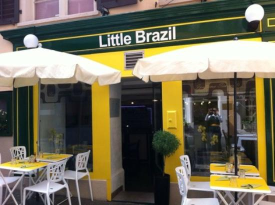 Little Brazil: frente do restaurante