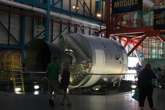 Foto de NASA GSFC Visitor Center, Greenbelt: mas centro de ...