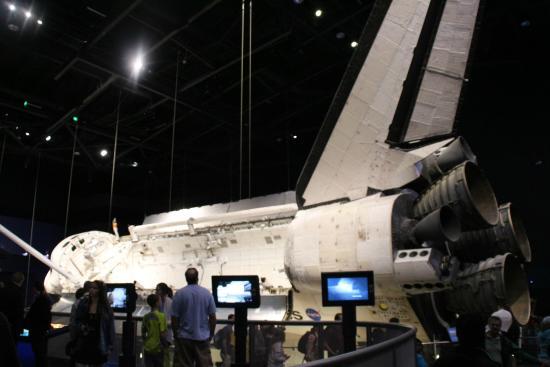 ingresso - Picture of NASA GSFC Visitor Center, Greenbelt ...