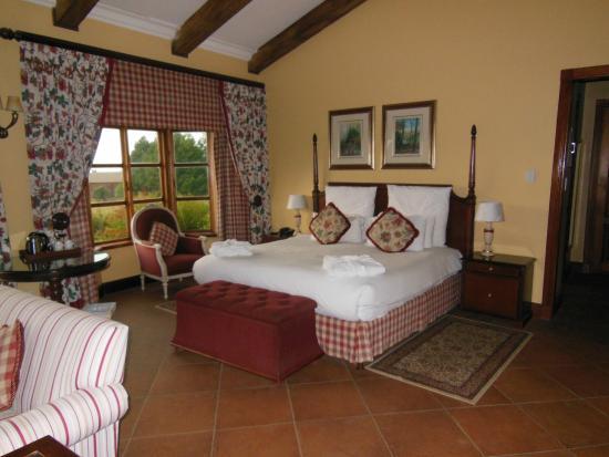 Gooderson Kloppenheim Country Estate Hotel : The room