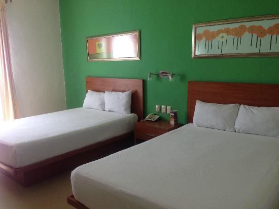 Hotel Magic Express: Habitacion