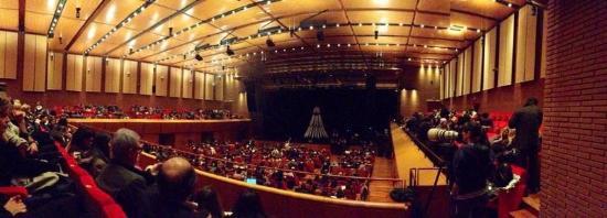 sala sinopoli picture of auditorium parco della musica