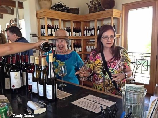 Star, ID: Sawtooth Winery, Snake River AVA