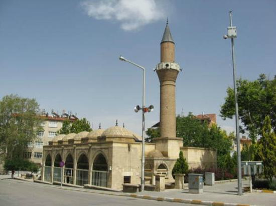 Karaman, تركيا: Aktekke Camii