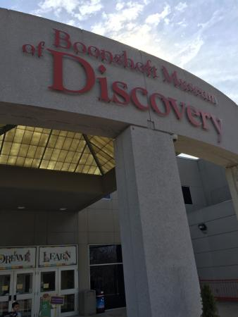 Boonshoft Museum of Discovery: Front Entrance