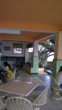 Ocean Sands : Restaurant