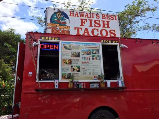 North Shore Tacos, Haleiwa
