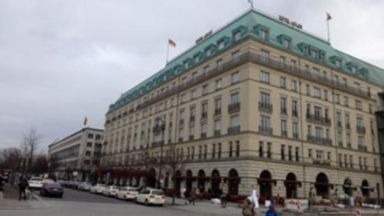 Kempinski Hotel Berlin Reviews