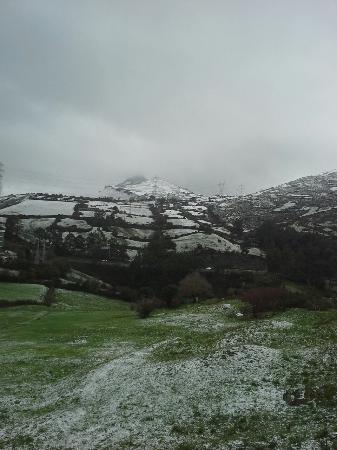 "Santurtzi, Ισπανία: Nieve en el serantes""2015"""