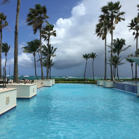 Infinity Pool with Ocean