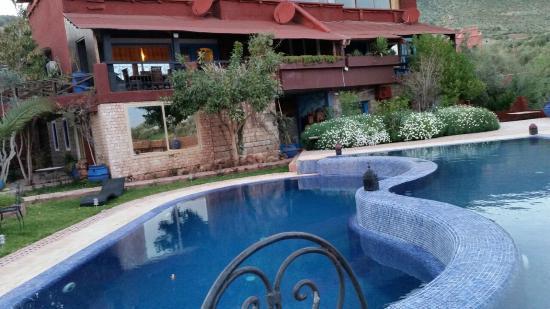 Hotel Bin el Ouidane : suite