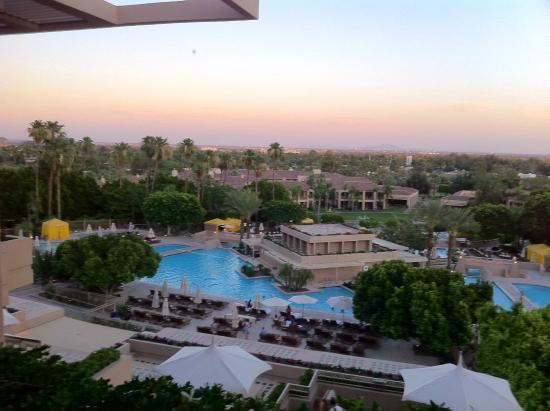 View of another pool