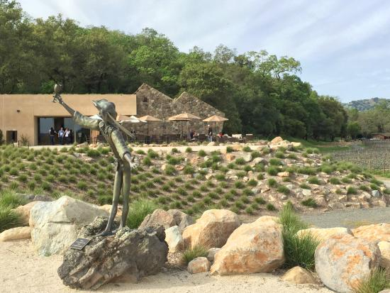 Knight Wine Tours: Stags Leap Wine Cellars