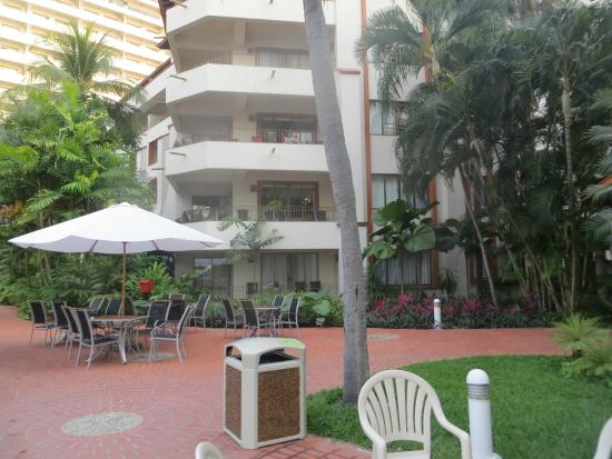 Sheraton Buganvilias Resort & Convention Center: Time Share condos