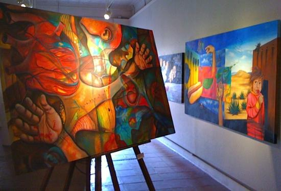 Del Rio Council for the Arts at the Firehouse Gallery
