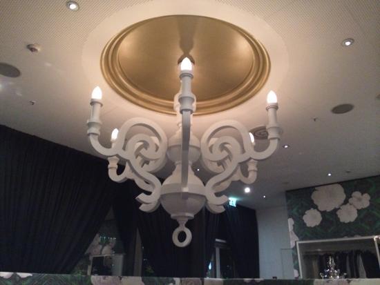Brasserie Next Level : Interior