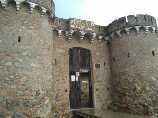 Castillo de Onda: Entrada al Castillo