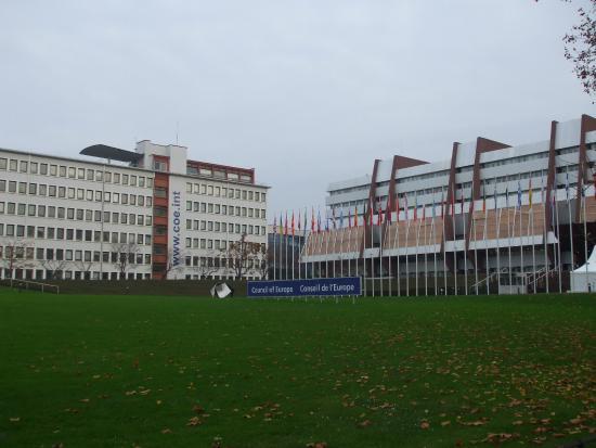 Palace of Europe (Palais de l'Europe): Conseil de l'Europe