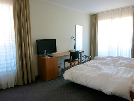 Hotel Berchtold : Das Zimmer