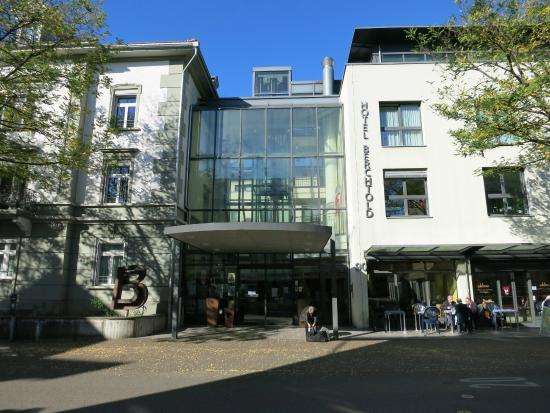 Hotel Berchtold : Das Hotel