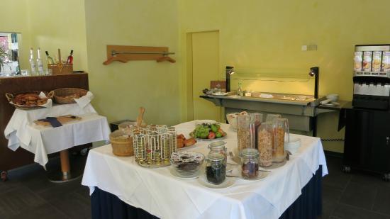 Hotel Berchtold: Der Frühstücksraum