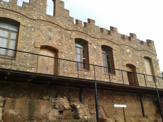 Castillo de Onda: Parte del Castillo