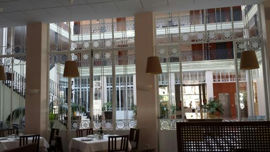 Gran Hotel Aqualange: Vistas del hotel
