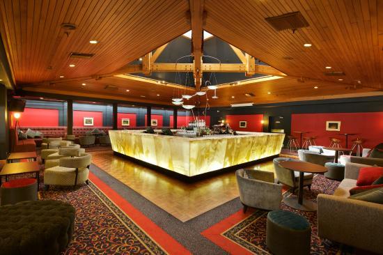 Millennium Hotel Rotorua: Bar Zazu