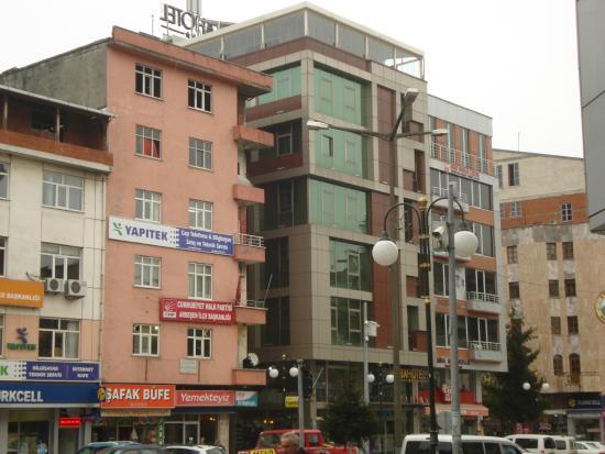 ELA hotel view