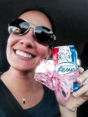 Bododromo: Em Petrolina tbm tem: o tradicional refrigerante Jesus que os maranhenses adoram!