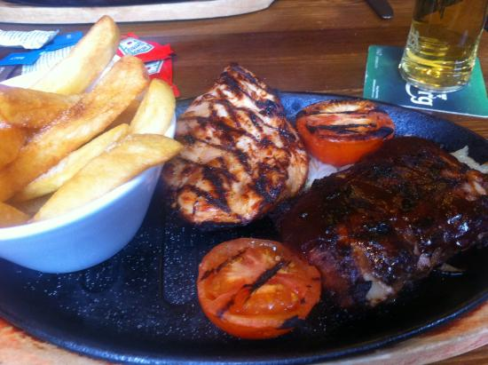 The Devonshire Arms: Fantastic food and service