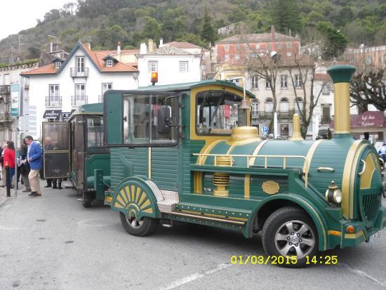 Train Touristique de Sintra : Tren turistico de Sintra
