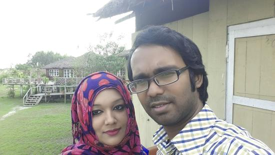 wonderful time with my loved one at Padma Resort