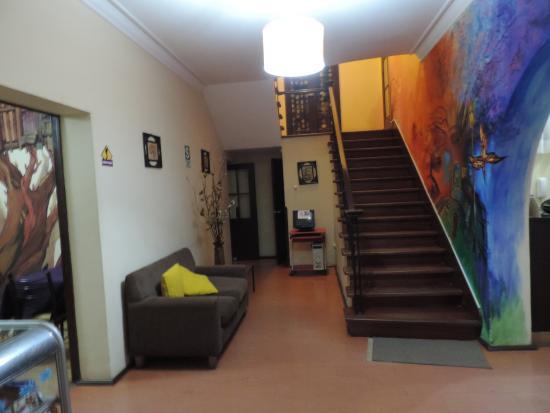 Mochileros Beds and Rest : Ambiente muito agradável
