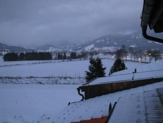 Luxury alpine chic hotel in the Austrian Alps with gourmet cuisine