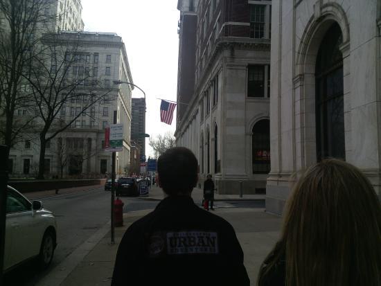 Philadelphia Urban Adventures: walking the streets of Philadelphia